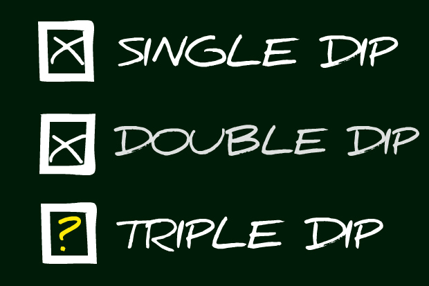 Triple Dip Recessiopn