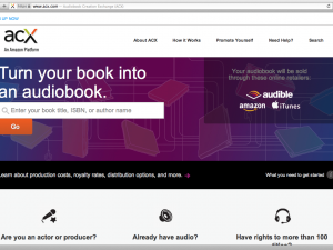 Should Your Book also be an Audiobook?