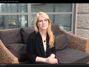 Digital Marketing Intern London – Karla's Vlog – Week 3