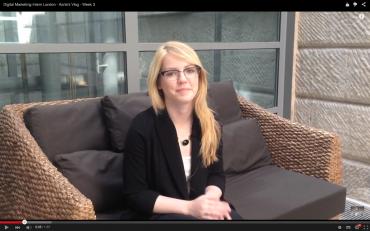 Digital Marketing Intern London - Karla's Vlog - Week 3