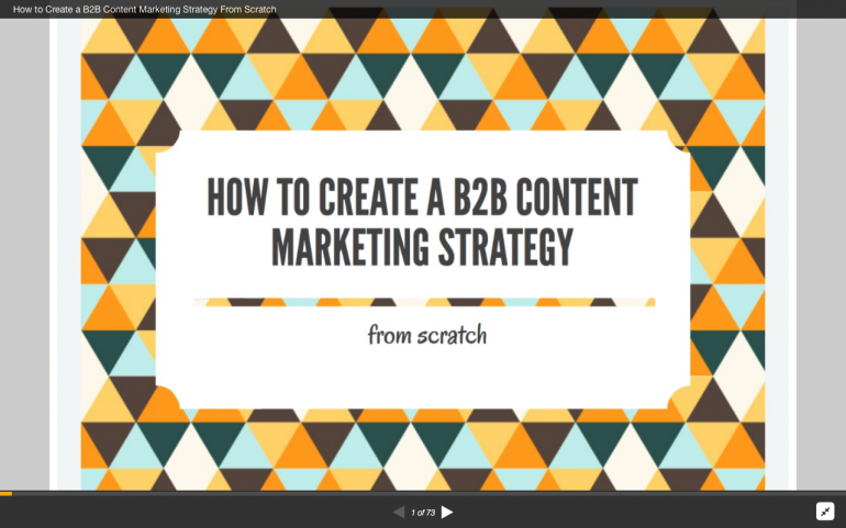 How to create a b2b content marketing strategy from scratch how to create a b2b content marketing strategy from scratch stopboris Choice Image