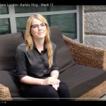 Digital Marketing Intern London - Karla's Vlog - Week 11