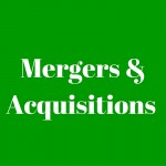 Content, Mergers & Acquisitions