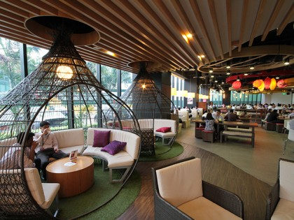 The Rise of the Social Space in Offices