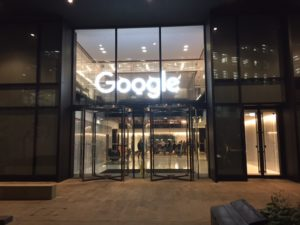 YouTube Creator Connect London at Google HQ