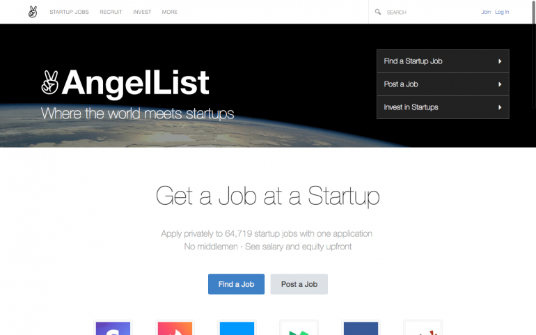 AngelList for Business Development