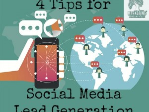 Online Lead Generation – How Businesses Use Social Media Effectively