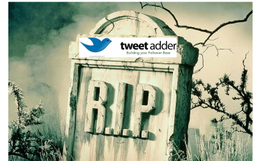 Tweet Adder is Dead