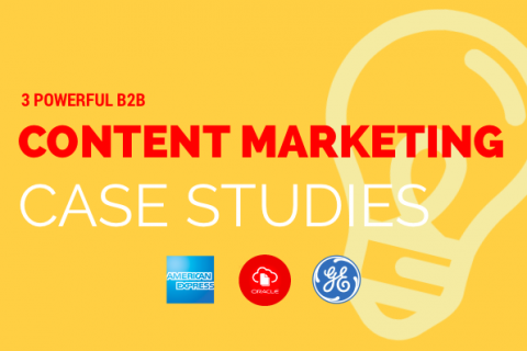 3 Powerful B2B Content Marketing Case Studies