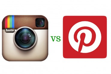 Instagram versus Pinterest