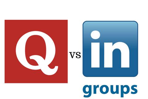 Quora vs LinkedIn Groups