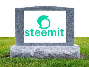 Is Steemit Dead?