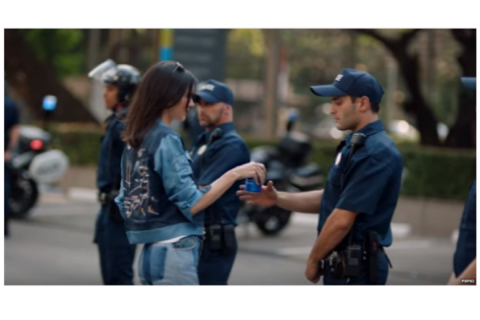 Kendall Jenner Pepsi A