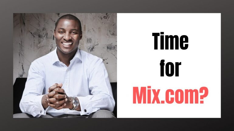 Is now the time to get on mix.com