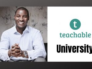 What is Teachable University?
